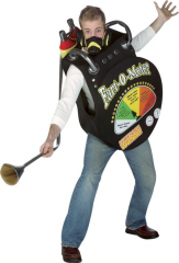 Fart O Meter Adult Costume