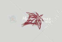 Fate Zero Master Artoria Cosplay Tattoo Sticker