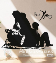 Fate Zero Rider Wall Sticker