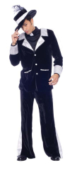 Father Pimp Adult Costume