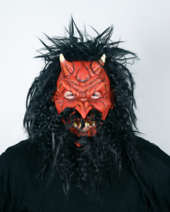 Faust Devil Mask