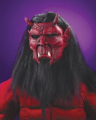 Fearsome Faces Devil Mask