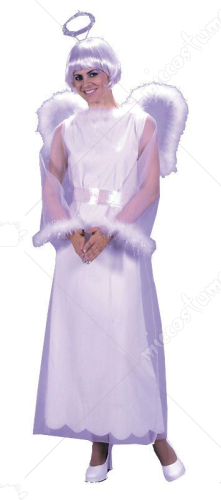 Feather Angel Plus Size Costume