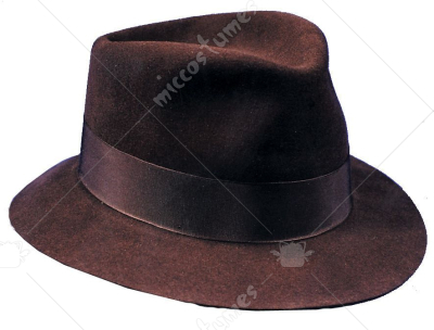 Fedora Deluxe Brown
