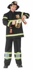 Filler Up Fireman Adult Costume