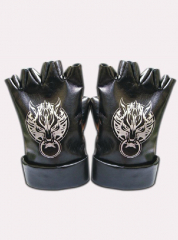 Final Fantasy Cloud Strife Leather Gloves