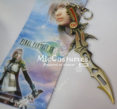 Final Fantasy Sword Keychain