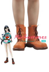 Final Fantasy Tifa Cosplay Shoes Boots