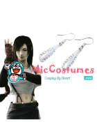 Final Fantasy Tifa Lockhart Earrings