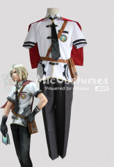 Final Fantasy Type 0 Ace Summer Cosplay Costume