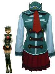 Final Fantasy Type-0 Aria Benett Cosplay Costume