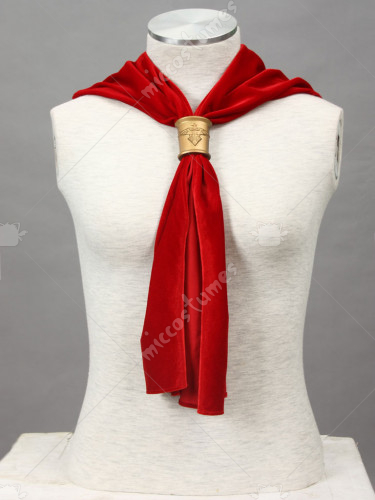 Final Fantasy Type 0 Cinque Cosplay Cape