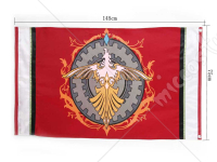 Final Fantasy Type 0 Cosplay Flag