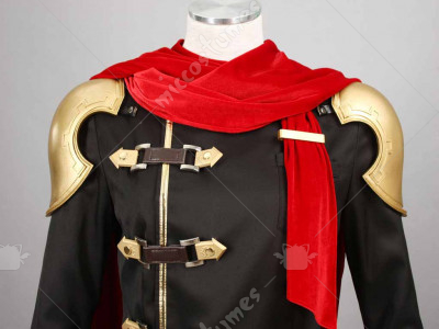 Final Fantasy Type 0 Deuce Cosplay Cape