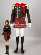 Final Fantasy Type 0 Deuce Cosplay Costume