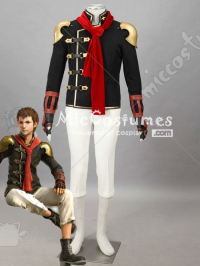 Final Fantasy Type 0 Eight Cosplay Costume
