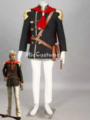 Final Fantasy Type 0 FF Zero Ace Cosplay Costume