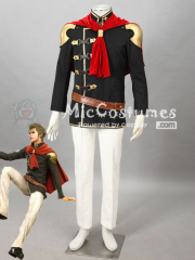 Final Fantasy Type 0 Jack Cosplay Costume