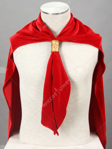 Final Fantasy Type 0 King Cosplay Cape