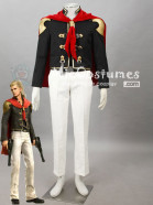 Final Fantasy Type 0 King Cosplay Costume
