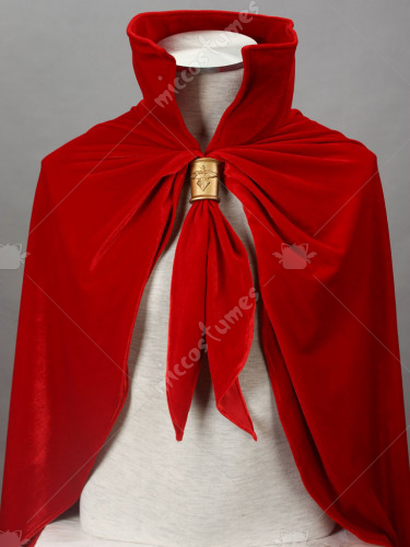 Final Fantasy Type 0 Machina Cosplay Cape