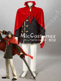 Final Fantasy Type 0 Machina Kunagiri Cosplay Costume