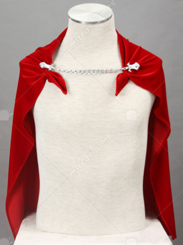 Final Fantasy Type 0 Nine Cosplay Cape