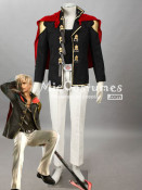 Final Fantasy Type 0 Nine Cosplay Costume