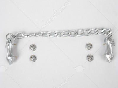 Final Fantasy Type 0 Nine Cosplay Scarf Chain
