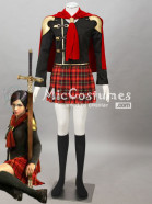 Final Fantasy Type 0 Queen Cosplay Costume