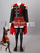 Final Fantasy Type 0 Sice Cosplay Costume