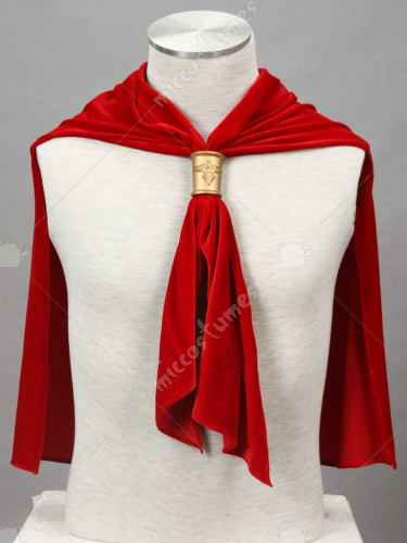 Final Fantasy Type 0 Trey Cosplay Cape