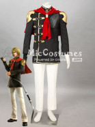 Final Fantasy Type 0 Trey Cosplay Costume