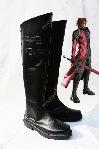 Final Fantasy VII Genesis Rhapsodos Cosplay Shoes