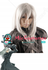 Final Fantasy VII Yazoo Cosplay Wig