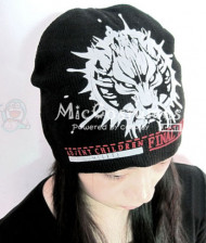 Final Fantasy Wolf Head Tuque