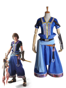 Final Fantasy XIII-2 Noel Cosplay Costume