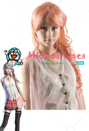 Final Fantasy XIII Serah Cosplay Wig