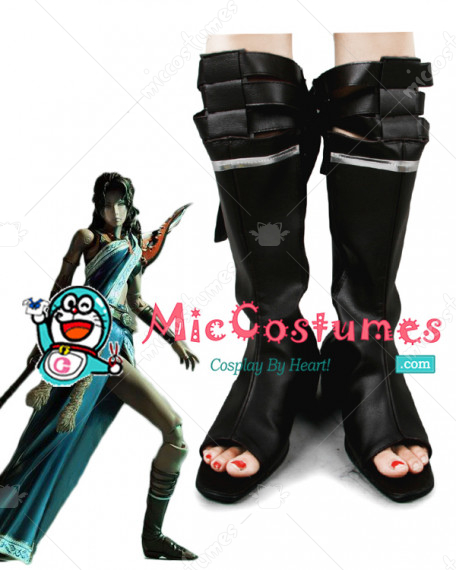Final Fantasy XIII Oerba Yun fang Cosplay Shoes Boots