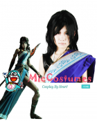 Final Fantasy Yun Fang Cosplay Wig
