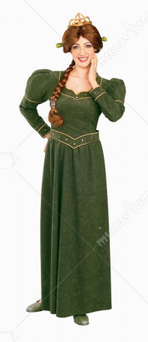 Fiona Princess Adult Deluxe Costume