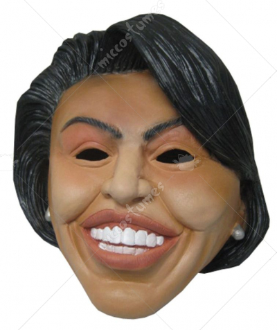 First Lady Michelle Obama Mask
