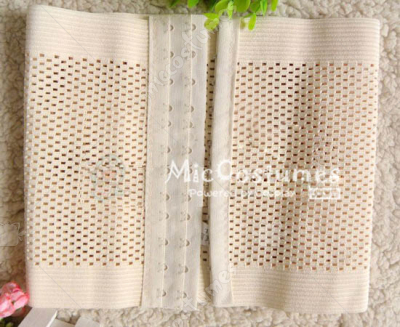Flesh Coloured Elastic Garment For Cosplay