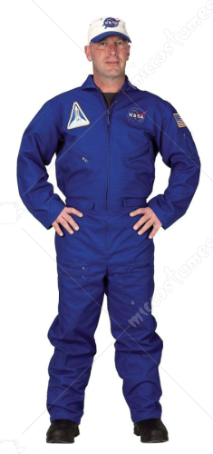 Flight Suit Large Adult Costume