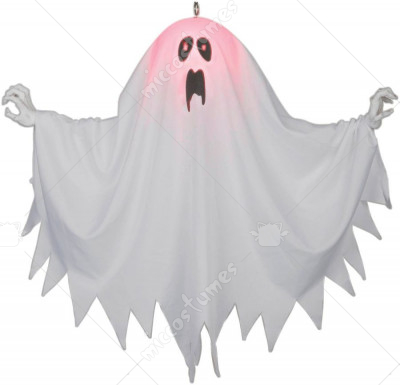 Floating Ghost Animated 3