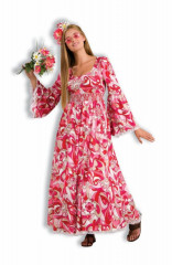 Hippie Flower Child Adult Costume