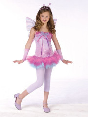 Fluttery Butterfly Teen Costume