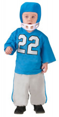 Football Player Toddler Costume