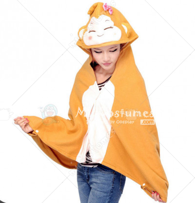 Fox Ali Cosplay Cape