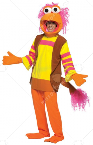 Fraggle Rock Gobo Adult Costume
